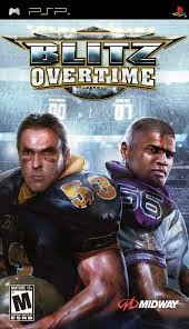 Blitz - Overtime - PSP - ISOs Download