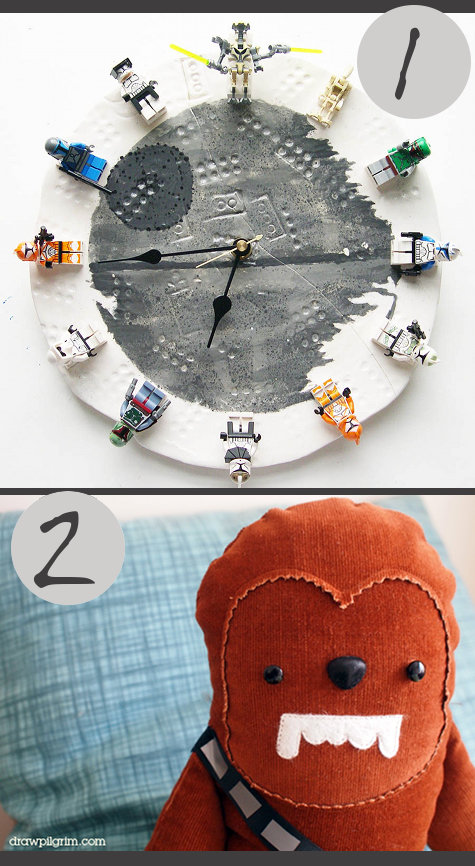 Star Wars Inspired Gift Ideas  DIY Homemade Gifts for Guys and Geeks Homemade Christmas Gifts For Guy