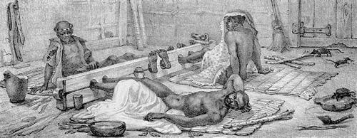 Slave Stockades