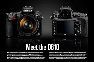 Nikon D810, Canon EOS 7D Mark II, full HD video, kamera full-frame, fotografi profesional, kamera DSLR, Canon vs Nikon