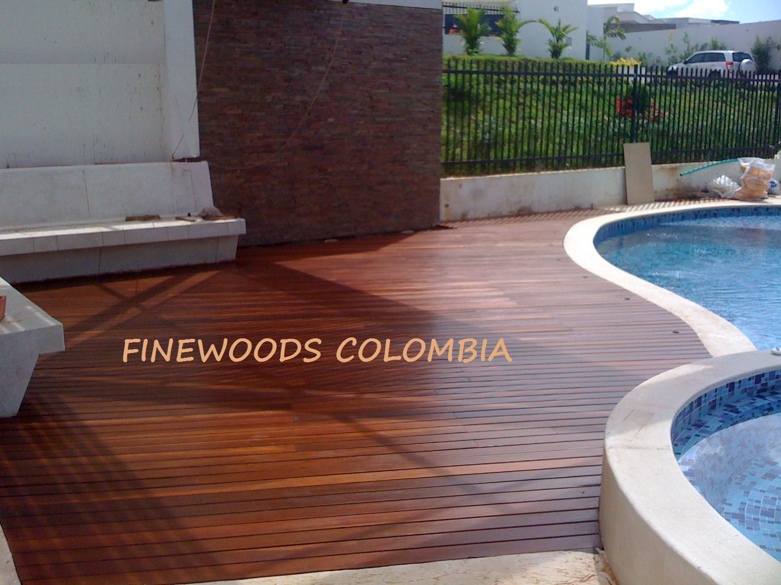finewoods colombia decks teca cumaru ipe. Black Bedroom Furniture Sets. Home Design Ideas