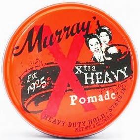 Minyak Rambut Pomade Murray's X-tra Heavy