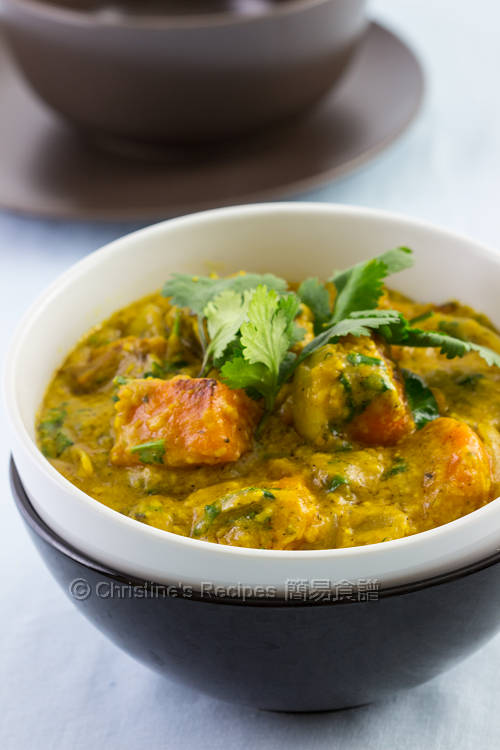 印度咖哩雞 Indian Korma Chicken01