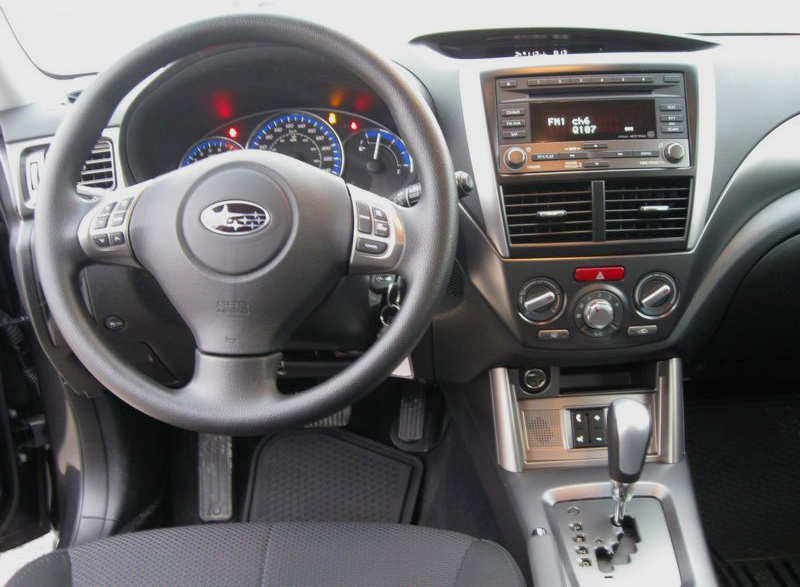 Subaru Forester 2013 Review 4 Cars And Trucks