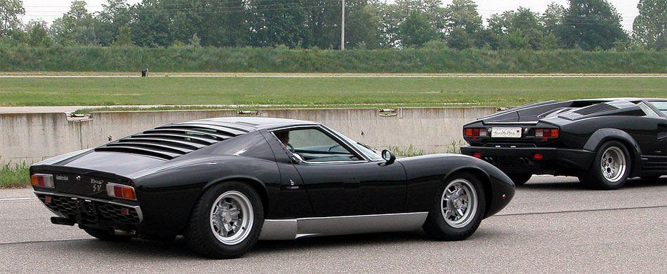 The Lamborghini Miura My Dream Car Fatallyborn
