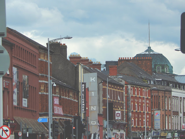 photo of downtown cork city ireland