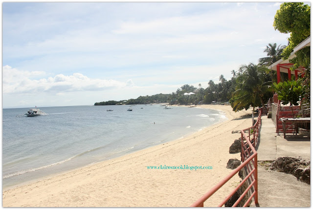 Cartagena Beachwalk Resort, Alcoy Cebu