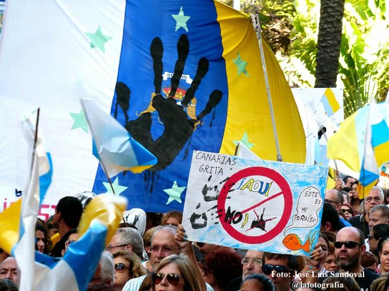 Los sondeos de Repsol no paran en Canarias