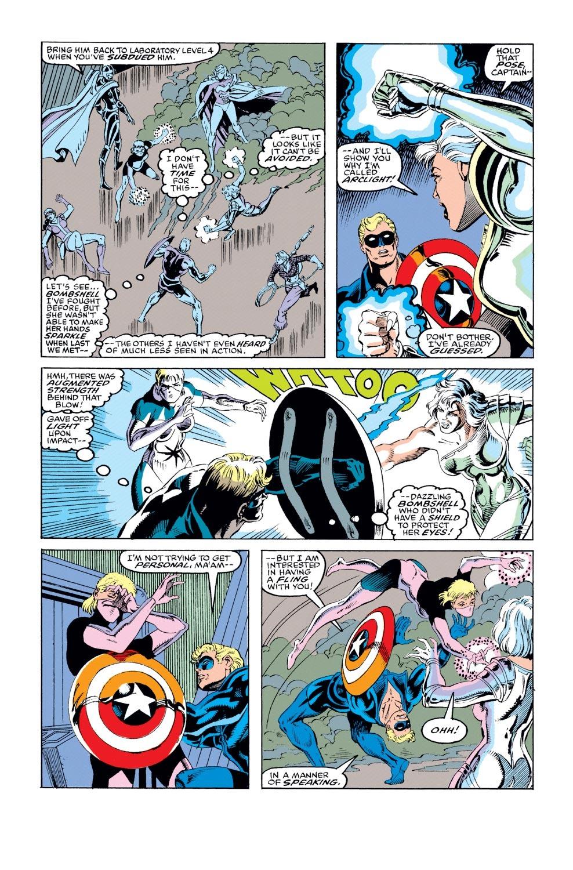 Captain America (1968) Issue #392 #325 - English 4