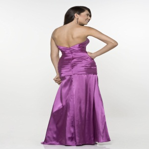 Sweetheart Neckline Backless Ball Gown