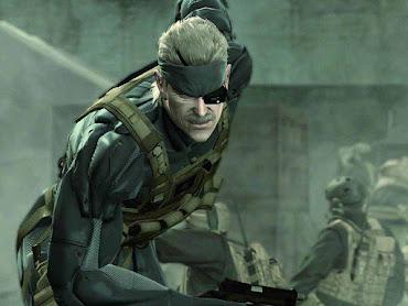 #14 Metal Gear Solid Wallpaper