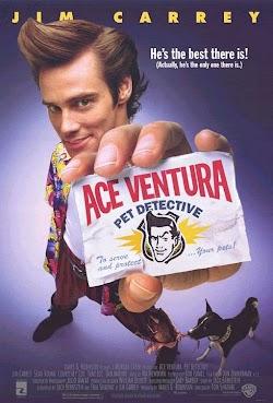 Thám Tử Thú Cưng - Ace Ventura: Pet Detective (1994) Poster