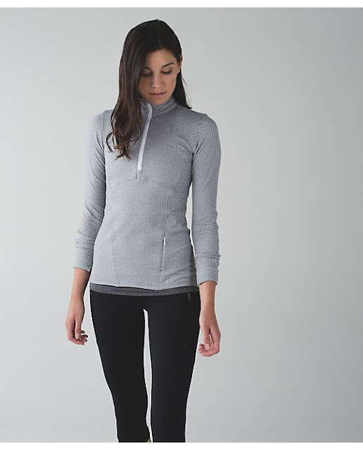 lululemon kanto-catch-me-half-zip herringbone