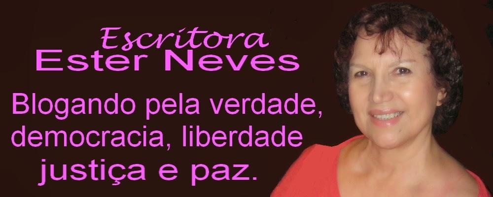 Blog da Escritora Ester Neves