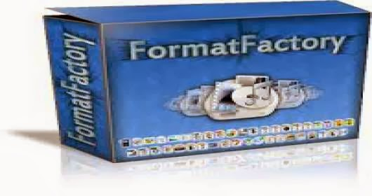 تحميل برنامج تحويل صيغ الميديا فورمات فاكتوري 2014 format factory download