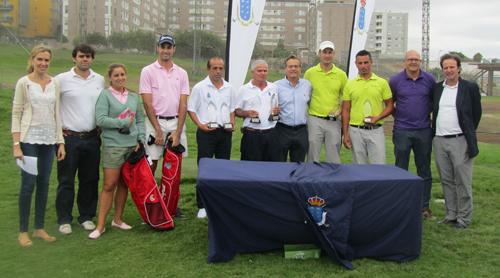 Campeonato Canario Dobles Pitch & Putt 2012