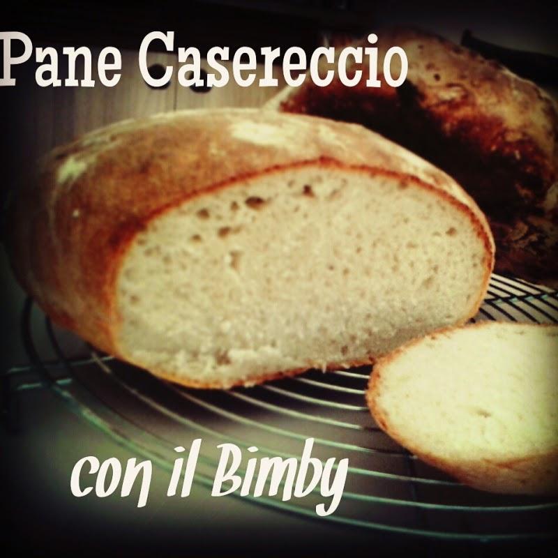 pane casereccio con il bimby
