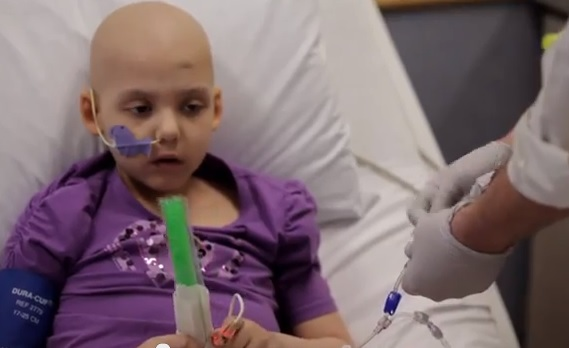 Girl's Cancer Cured With HIV Treatment: 6-Year-Old Healthy for Months and Counting
