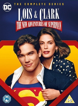 Lois e Clark - As Novas Aventuras do Superman Séries Torrent Download capa