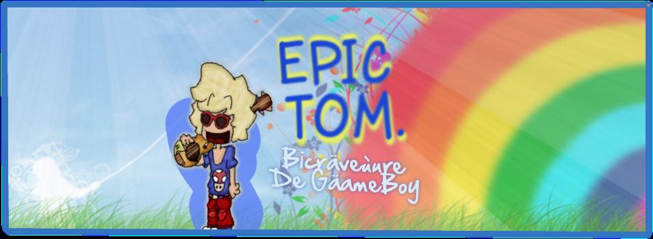 Tom Perd Son Temps - Bicräveùure De GäameBoy