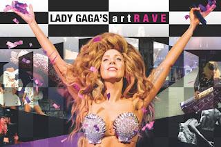 ArtRave de Lady Gaga