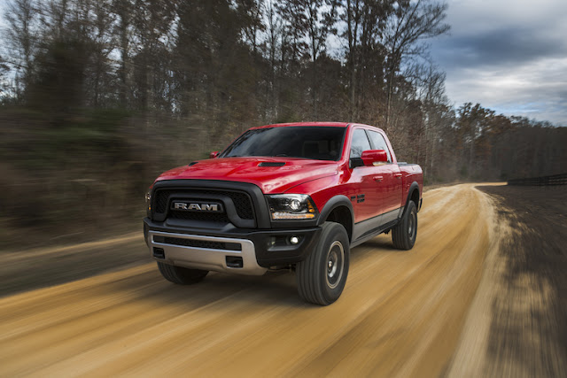 Ram Dives Head First Into The Luxury Truck Pool