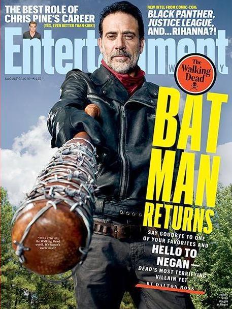 El hombre del bate, regresa.