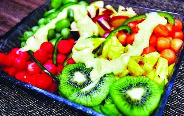 Nutrisi Terdapat Pada Makanan Sehari-hari
