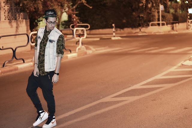 Walking In The Night !