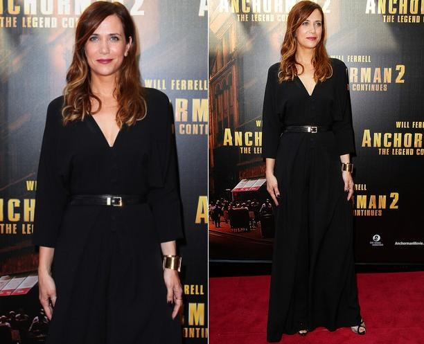 Kristen Wiig In Martin Grant At The &Quot;anchorman 2: The Legend Continues