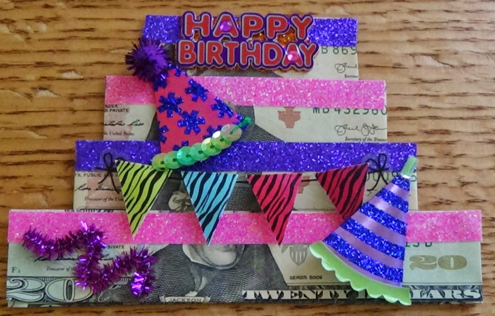 how to make an easy origami birthday presents