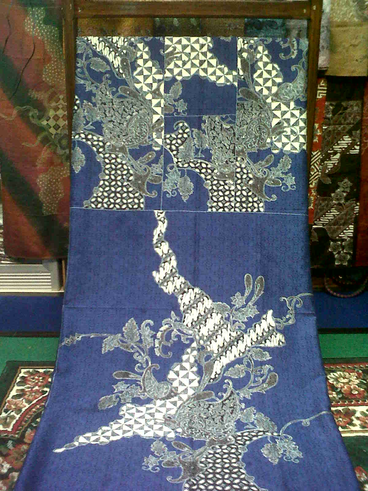 Batik Putra Fakhrudin: Bahan Kemeja Batik Tulis Pekalongan