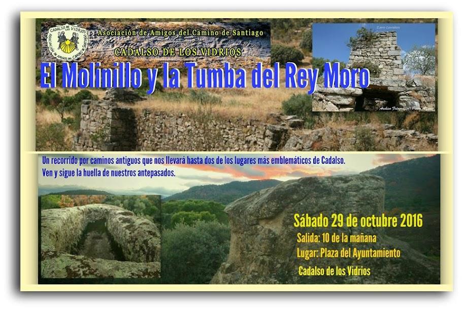 El Molinillo y la Tumba del Rey Moro