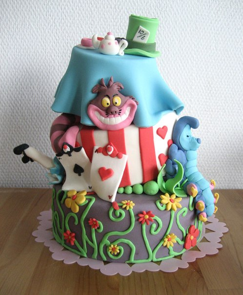 Fabulous Alice in Wonderland Cake Decorations 498 x 604 · 70 kB · jpeg