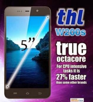 THL W200s, Octa Core Phablet For Php10,999