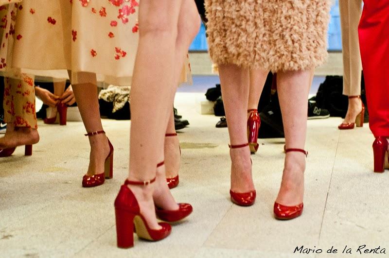 Seagram´s MF Show Women Day 2 Fall Winter 2014 The 2nd Skin and Co La Condesa