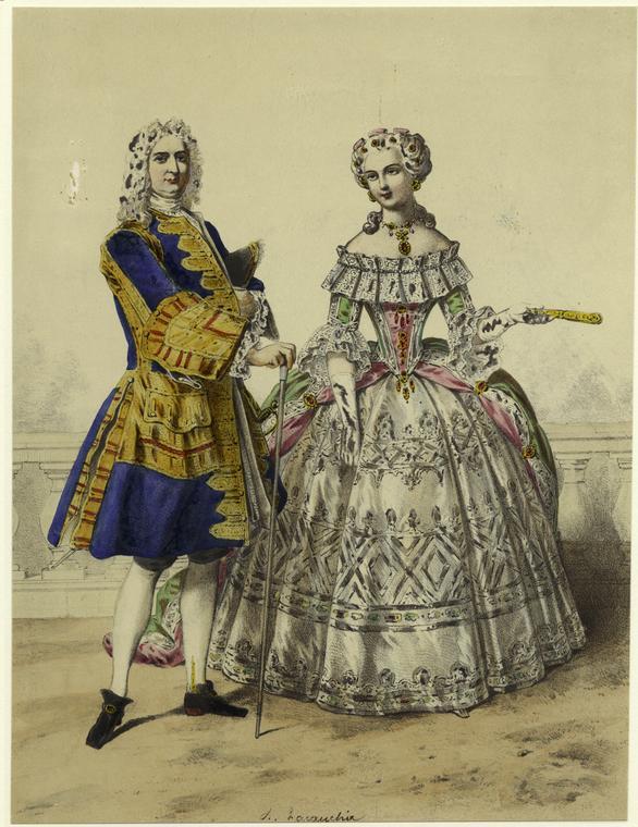 Европейская Женская Одежда