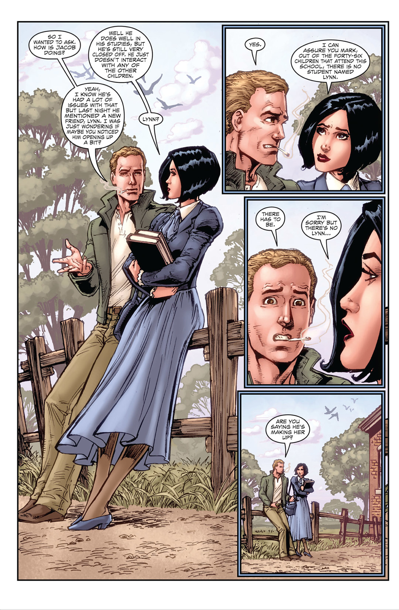 Grimm Fairy Tales (2005) Issue #31 #34 - English 6