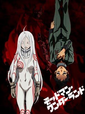 Nagareboshi no sekai deadman wonderland for Imagenes de anime gore