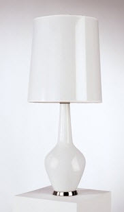 Jonathan Adler lamp picture courtesy of Lightopia