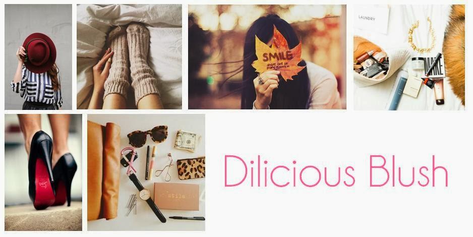Dilicious Blush