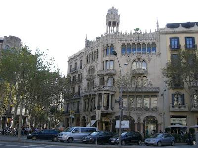 Casa Lleó i Morera in Barcelona