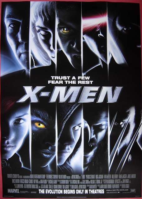 X-Men Film (2000) Review - 1