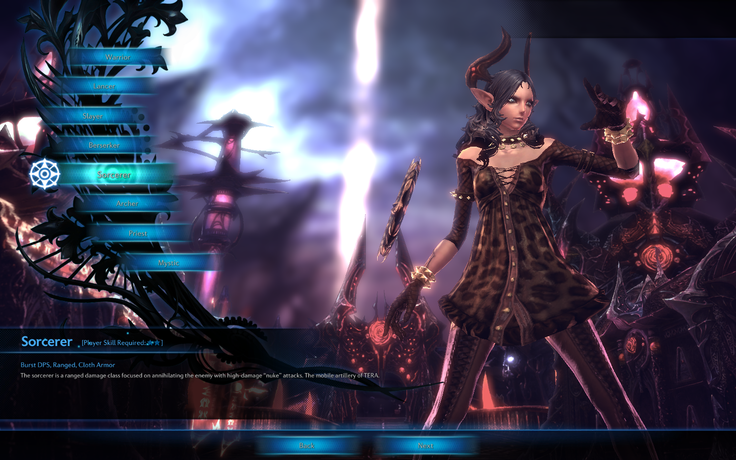 DRAGONS and BACON: TERA Online - Review
