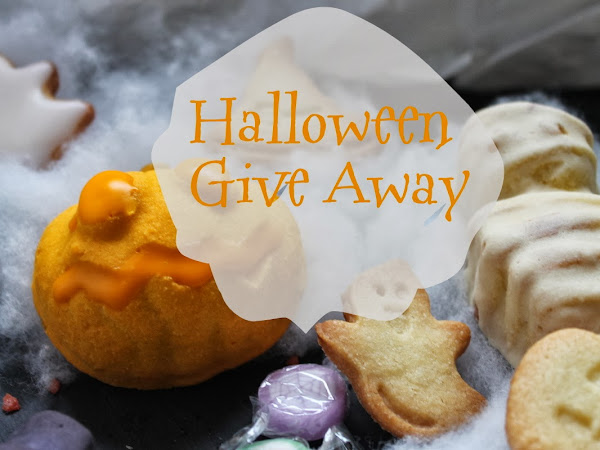 It's Time For Halloween + GIVE AWAY!