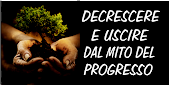 DECRESCERE E VIVERE
