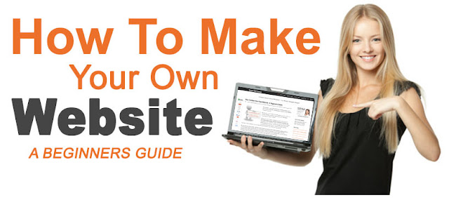 HOW TO EASILY BUILD YOUR OWN WEBSITE (EVEN IF YOU ARE NOT TECHS)!