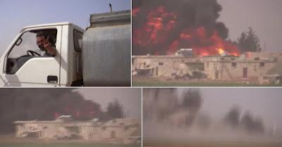 fsa_ALEPPO againts ISIS