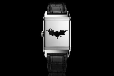 Jaeger-LeCoultre & Batman: A Match Made in Gotham