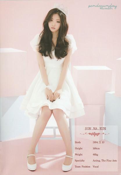 Naeun Pink Paradise